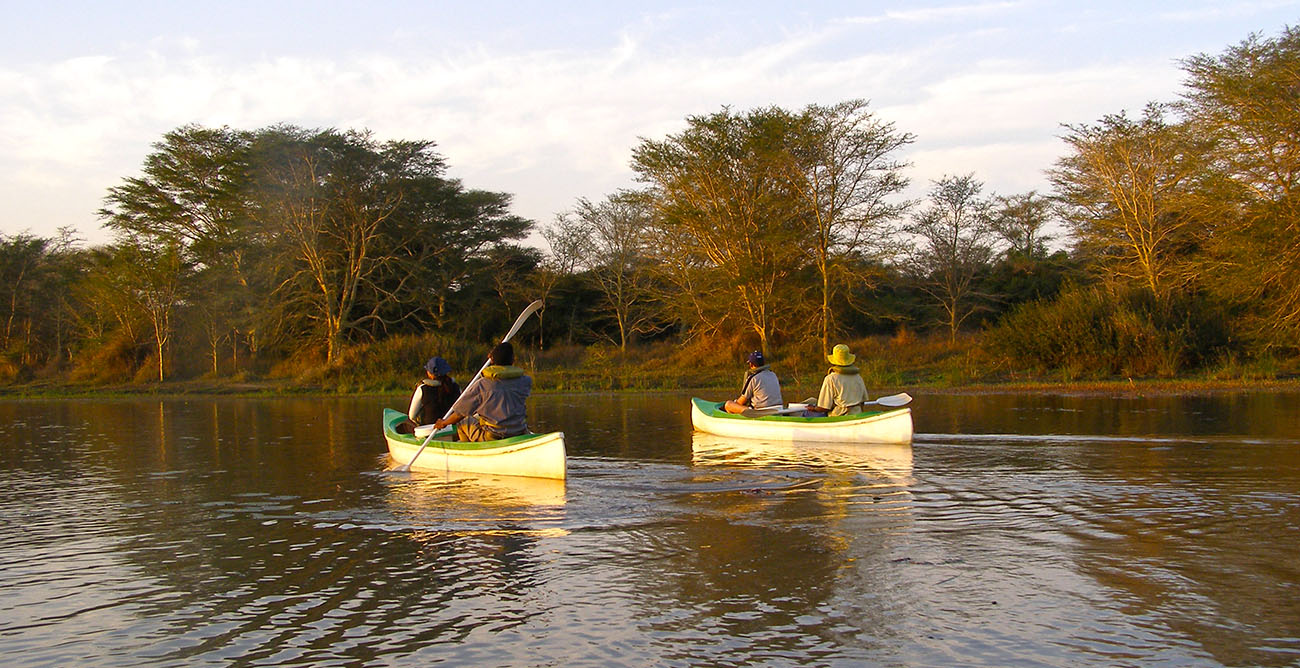 Hluhluwe Kayaking
