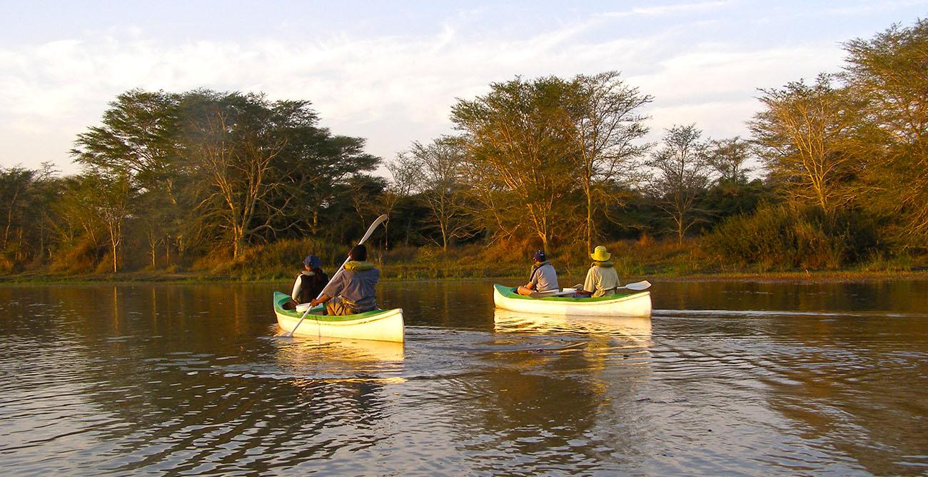 Hluhluwe Kayaking