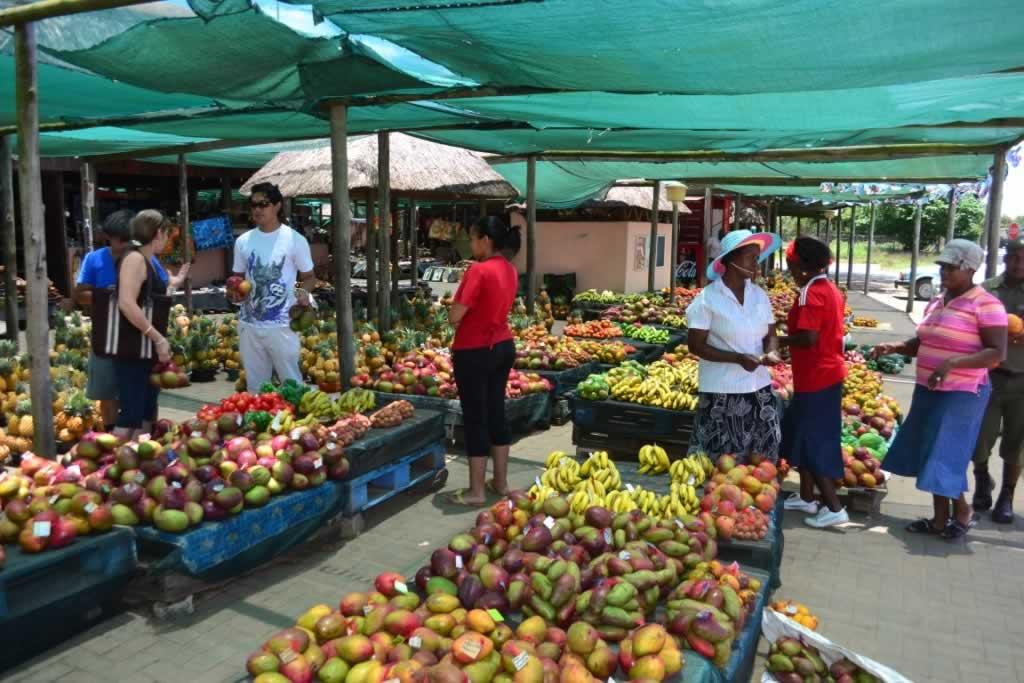 local market hluhluwe